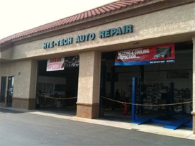 Auto Repair Shop in Covina